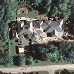 Mike Ilitch's house (Google Maps)