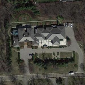 Mike Ilitch's house (deceased) (Google Maps)