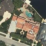 Edward Roski's house (Google Maps)