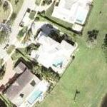 Hank Aaron's House (Google Maps)
