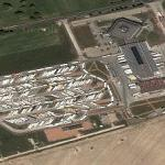 Border checkpoint (Google Maps)