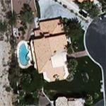 Matthew Gray Gubler's house (Google Maps)
