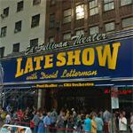 'Late Show' with David Letterman (StreetView)