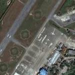 Yangon Int'l Airport (RGN) (Google Maps)