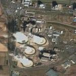 Chinon Nuclear Power Plant (Google Maps)