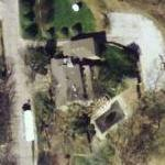 Bob Gibson's House (Google Maps)