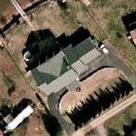 Ron Hornaday's House (Google Maps)