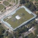 New California Academy of Sciences under construction (Google Maps)