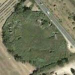 Remains of Amphitheatre of Hispellum (Google Maps)