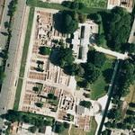 Ancient Roman City of Aquincum (Google Maps)
