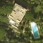 Keith Richard's House (Villa Nellcote) (Google Maps)