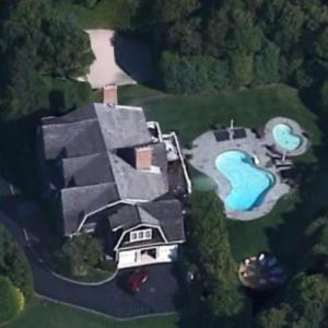Kelly Ripa's house (Google Maps)