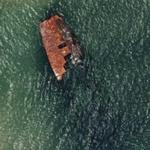 Norwegian bulk carrier 'Sygna' shipwreck