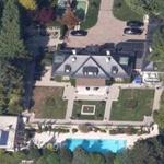 Phil Collins' House (Google Maps)
