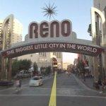 "Reno - ""The Biggest Little City in the World"""