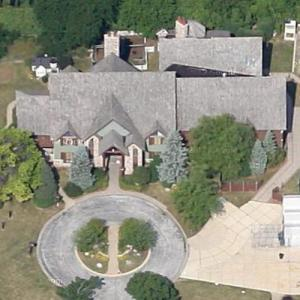 R. Kelly's House (Google Maps)