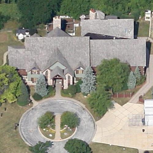 R Kellys House In Olympia Fields Il Google Maps