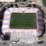 Stadionul Ghencea (Google Maps)
