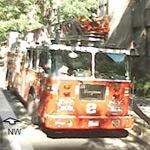 F.D.N.Y. firetruck