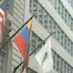 Venezuela Flag in NY