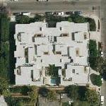 Mila Kunis' Home (Google Maps)