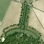 Belleau Wood battlefield & memorial (Google Maps)