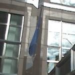 European Union flag (StreetView)