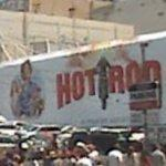 'Hot Rod' billboard
