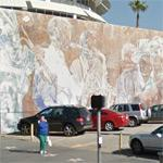 'Hollywood Jazz' mural