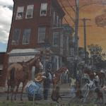 'Urban Horseman' by Jason Slowik (StreetView)