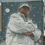 'A Tribute to Herman Wrice' by David McShane (StreetView)