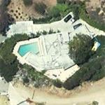 Balthazar Getty's house (Google Maps)
