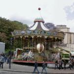 Carousel at Pont d'Iena