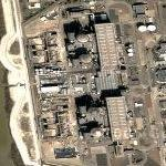 Blayais Nuclear Power Plant (Google Maps)