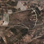 Old french military camp of Souge (Google Maps)