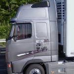 Volvo 80 years anniversary truck