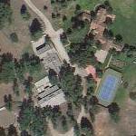 Harrison Ford's House (Google Maps)