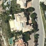 Cindy Herron & Glenn Braggs' House (Google Maps)