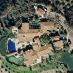 Phil Mickelson's House (Google Maps)