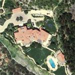 Armand Marciano's house (Google Maps)