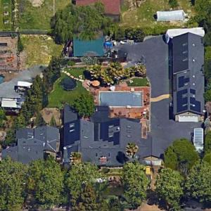 Guy Fieri's House (Google Maps)