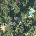 Ted Harbert's House (Google Maps)