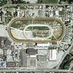 Indiana State Fairgrounds Mile (Google Maps)