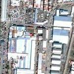 Dordoy Bazaar - built from shipping containers (Google Maps)