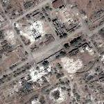 Agdam - Modern city of 160,000 people abandoned in 1993 (Google Maps)