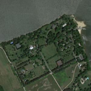 Russian Government Retreat Complex (Google Maps)