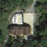 Aaron Tippin's House (Google Maps)