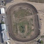 Central Washington State Fair Raceway (Google Maps)