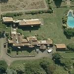 Robin Gibb's House (Google Maps)