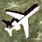 Ilyushin Il-62 (Google Maps)